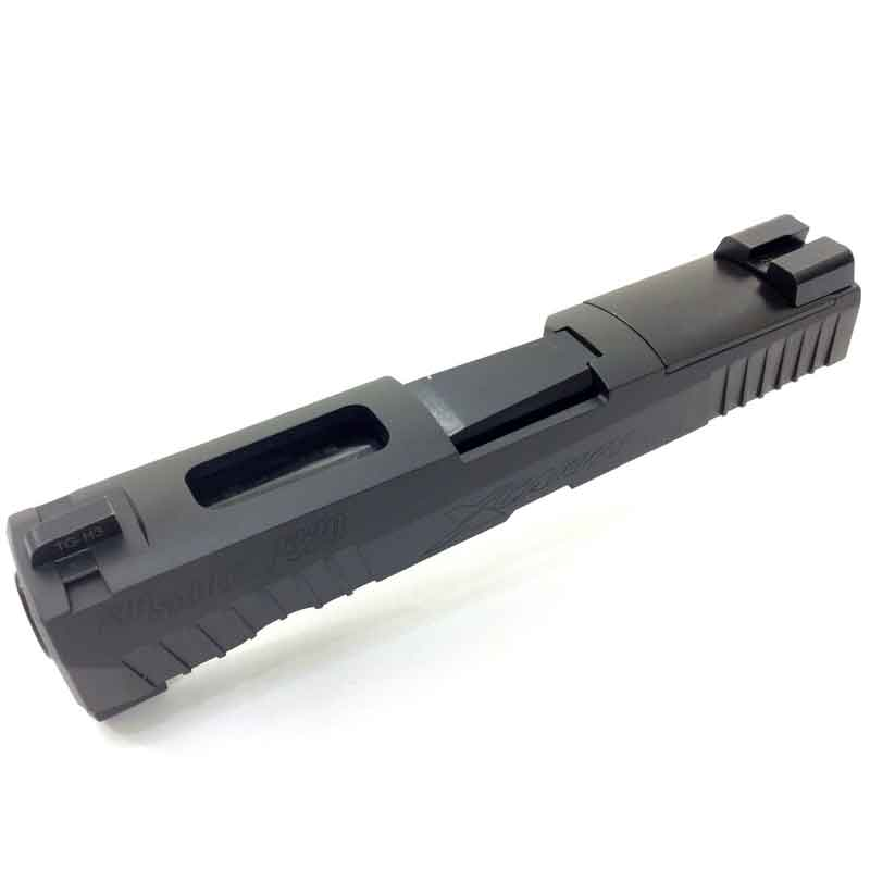 Factory Sig P320 X-Carry/Compact Complete 9mm Slide in Black