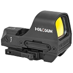 Holosun HS510C Open Reflex Solar Powered Holographic Red Dot Sight