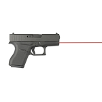 LaserMax Red Glock Guide Rod Laser for G43, 43X and 48 LMS-G43