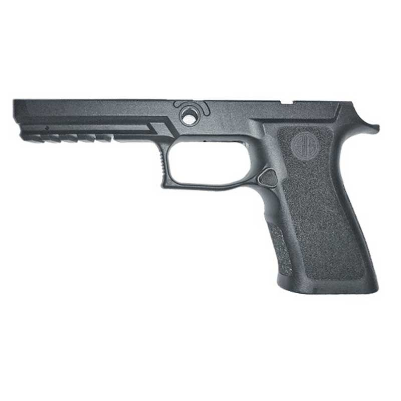 Sig Sauer Black X Series Full Size Grip Module for Sig P320