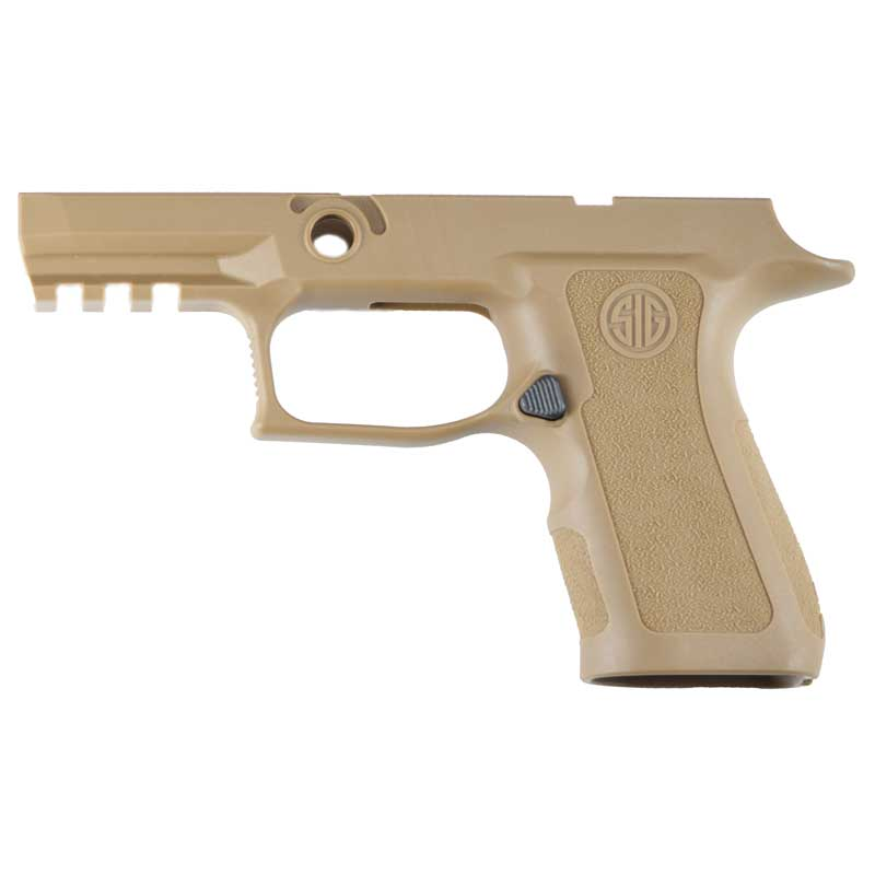Sig Sauer Coyote Tan X Series X-Compact Grip Module for P320