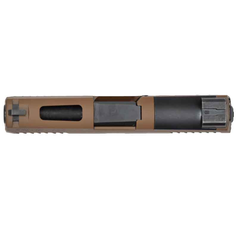 Sig Sauer P320 X-Carry/Compact Complete Coyote Tan 9mm Slide