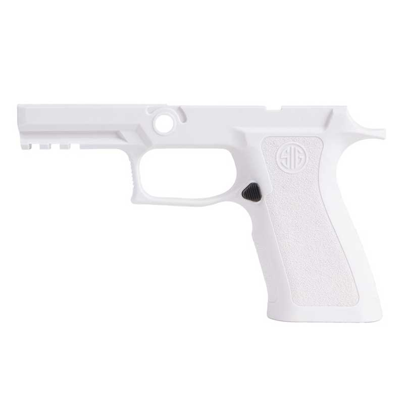 Sig Sauer White X Series Carry Size Grip Module for Sig P320