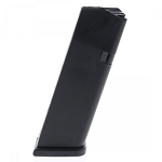Factory Glock 20 Magazine 10RD OEM 10mm Black Polymer Mag