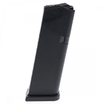 Factory Glock 23 Magazine 10RD OEM .40S&W Black Polymer Mag