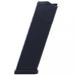 Factory Glock 17 Magazine 10RD OEM 9mm Black Polymer Mag