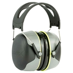 3M Peltor Ultimate Hearing Protection Adjustable Black Earmuff