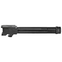 Agency Arms Glock 17 Gen5 Fluted & Threaded Barrel in Black