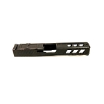 Alpha G17 Marksman Stripped Glock Gen3 RMR Cut Slide Black