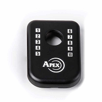 Apex J-Plate Base Pad for Magpul Glock Magazines Base Plate