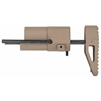 Armaspec XPDW FDE Stock - Ambi 5 Pos AR Rifle Mil-Spec Stock