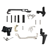 Factory P320 Complete Lower Parts Kit w/ Sig Flat Trigger