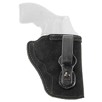 Galco Glock 43 & Glock 43X Holster IWB Black Leather Holster