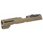 Grey Ghost Precision Sig Sauer Full P320 9mm Slide in FDE