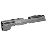Grey Ghost Precision Sig Sauer Full P320 9mm Slide in Grey