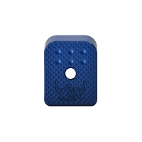 Henning Base Pad for Sig Sauer P320 X5 & X5 Legion in Blue