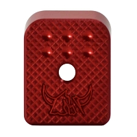Henning Base Pad for Sig Sauer P320 X5 & X5 Legion in Red