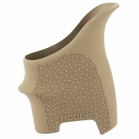 Hogue HandALL Sig P365 Beavertail Rubber Grip Sleeve in FDE