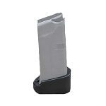Kineti-Tech Glock 43 Magazine Extension - Plus 2 Glock Base Pad