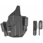 LAG Tactical Glock 48 Holster OWB & IWB Black Kydex Holster