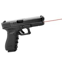 LaserMax Red Glock Guide Rod Laser for G20 G20SF G21 G21SF
