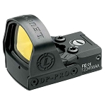 Leupold Deltapoint Pro Black Reflex Sight 2.5 MOA Red Dot