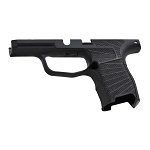 MD Customs Sig P365 Starburst Laser Stippling Grip Module in Black