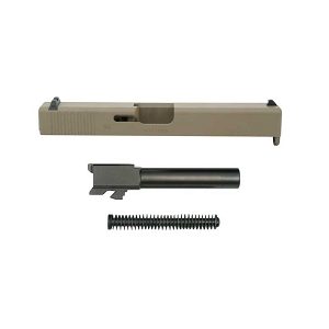 Magpul FDE Glock 19 Complete Slide Assembly Gen 3 OEM 9mm