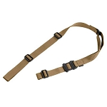 Magpul MS1 FDE Rifle Sling - Adjustable AR10 & AR 15 Sling