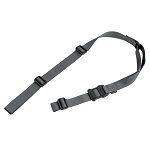 Magpul MS1 Grey Rifle Sling - Adjustable AR10 & AR 15 Sling
