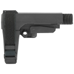 SB Tactical SBA3 AR15 Pistol Stabilizing Collapsible Brace
