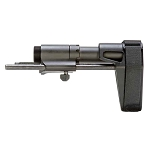 SB Tactical SBPDW 3-Pos. Adjustable Pistol Stabilizing Brace
