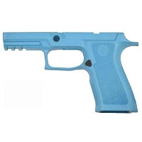 Sig P320 Baby Blue Dyed X Series Carry Size Grip Module