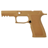 Sig P320 X-Carry Grip Module Dyed Gold - Medium Grip Mod