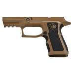 Sig P320 X-Compact Coyote Tan & Extra Stippling Grip Module
