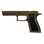Sig P320 X-Full Coyote Tan Extra Stippled Grip Module
