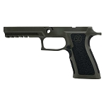 Sig P320 X-Full Olive Drab Green Extra Stippled Grip Module