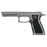 Sig P320 X-Full Savage Stainless Extra Stippled Grip Module