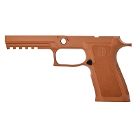 Sig P320 X-Series Full Grip Module Dyed Burnt Orange