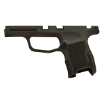 Sig P365 Manual Safety Grip Module Olive Drab Green Cerakote