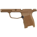Sig P365 Manual Safety Grip Module Sig Coyote Tan Grip Mod Kit