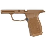Sig P365XL Grip Module in Coyote Tan - Sig Sauer Factory Grip Mod