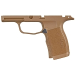 Sig P365XL Manual Safety Grip Module in Coyote Tan - Grip Mod