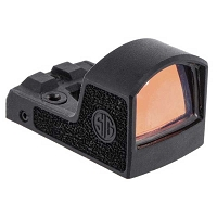 Sig Sauer Romeo Zero Micro Red Dot Sight with 3 MOA Red Dot