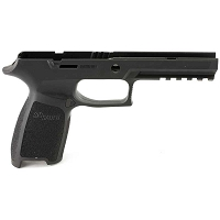 Sig Sauer P320 9/40/357 Full Size Black Medium Grip Module