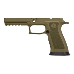 Sig Sauer P320 Coated Coyote Tan X5 Legion TXG Grip Module