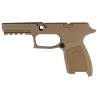 Sig Sauer P320 Coyote Tan Grip Module Assembly 9/40/357 FDE