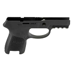 Sig Sauer P320 Subcompact Railed Medium Grip Module in Black