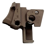 Sig Sauer P320 Upgraded Sear Housing in Coyote Tan PVD