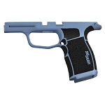 Sig Sauer P365XL Grip Module Stippling & Cerakote Polar Blue